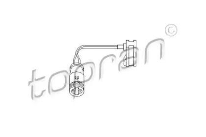 Датчик зносу гальмівних колодок TOPRAN 112 103.