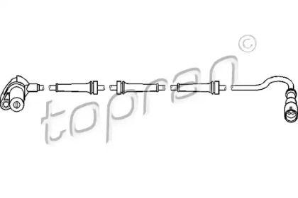 Датчик АБС задній правий TOPRAN 111 076.