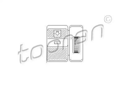 Перемикач світла фар 'TOPRAN 103 569'.