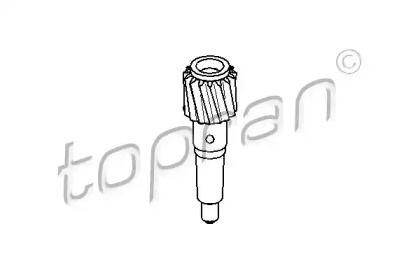 Кутова передача, тахометр TOPRAN 102 690.