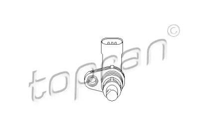 Датчик положення розподільного валу TOPRAN 207 415.