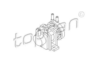 Клапан ЄГР (EGR) TOPRAN 206 619.