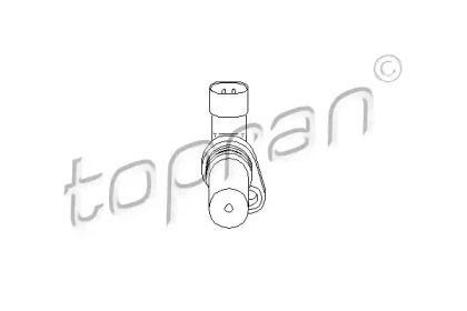 Датчик положення колінчастого валу TOPRAN 207 066.