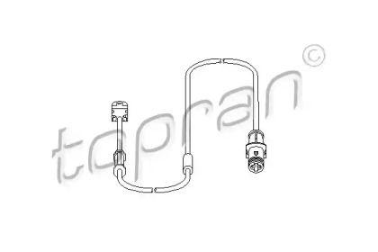 Датчик зносу гальмівних колодок TOPRAN 207 453.