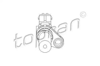 Датчик положення розподільного валу TOPRAN 302 650.