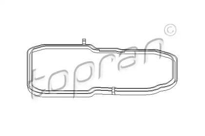 Прокладка піддону АКПП на Mercedes-Benz W210 TOPRAN 400 132.