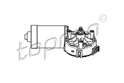 Моторчик двірників TOPRAN 401 519.