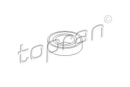 Підвісний підшипник карданного валу 'TOPRAN 501 617'.