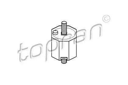 Подушка КПП 'TOPRAN 500 006'.