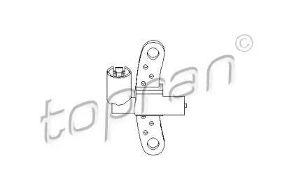 Датчик положення колінчастого валу TOPRAN 700 758.