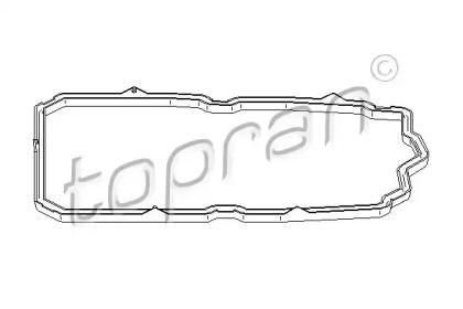 Прокладка піддону АКПП 'TOPRAN 407 792'.