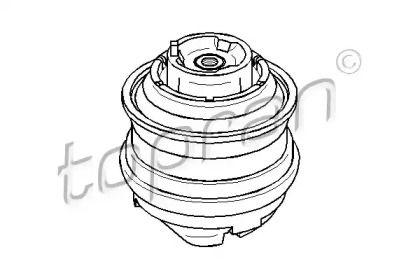Подушка двигуна на Mercedes-Benz W211 TOPRAN 407 837.