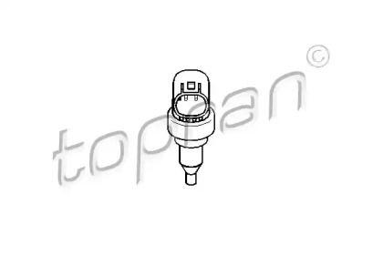 Датчик температури охолоджуючої рідини на Mercedes-Benz GLC  TOPRAN 407 872.