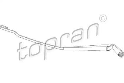 Рычаг стеклоочистителя правый на VOLKSWAGEN GOLF TOPRAN 113 481.