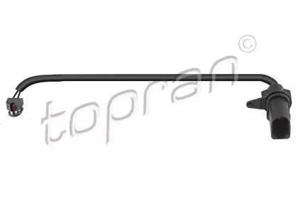 Датчик зносу гальмівних колодок TOPRAN 115 645.