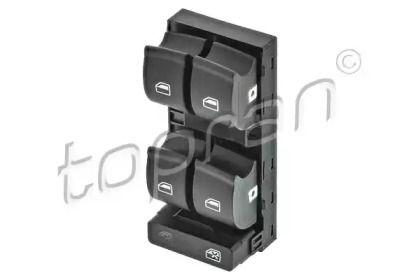 Кнопка стеклоподъемника на AUDI A4 'TOPRAN 116 021'.