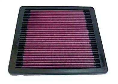 Воздушный фильтр на MITSUBISHI 3000GT 'K&N FILTERS 33-2045'.