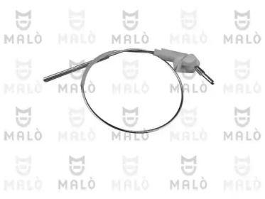 Трос ручного гальма 'MALO 26110'.