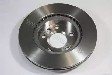 Вентилируемый передний тормозной диск 'DELLO 120035310'.