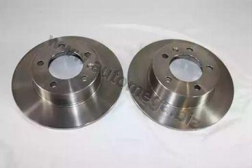 Задний тормозной диск на OPEL MOVANO 'DELLO 120046910'.