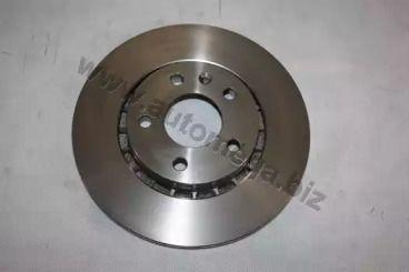 Вентилируемый передний тормозной диск на RENAULT TRAFIC 'DELLO 120071810'.