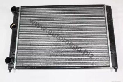 Радиатор охлаждения двигателя на Фольксваген Гольф 'DELLO 130051110'.
