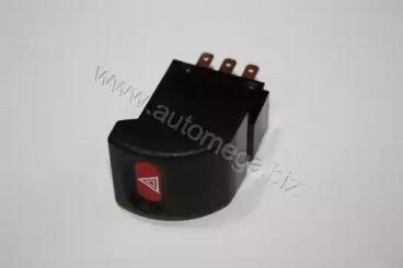 Кнопка аварійки 'DELLO 150109310'.