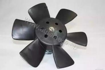 Вентилятор охлаждения радиатора на VOLKSWAGEN GOLF 'DELLO 160036710'.