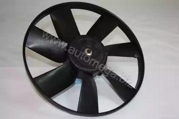 Вентилятор охлаждения радиатора на Фольксваген Пассат 'DELLO 160066810'.