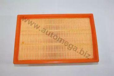 Воздушный фильтр на SKODA OCTAVIA A5 'DELLO 180016410'.