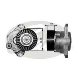 Натяжний ролик ременя генератора на Мерседес W211 GATES T38319.