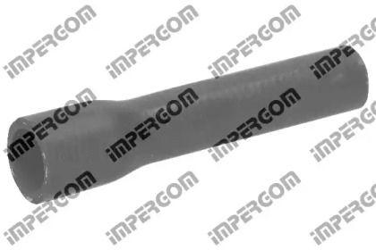 Патрубок радиатора печки на VOLKSWAGEN JETTA 'IMPERGOM 220378'.