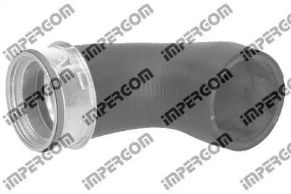 Патрубок интеркулера на SEAT ALTEA 'IMPERGOM 221874'.