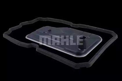 Фильтр АКПП 'MAHLE HX 124D'.