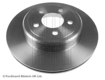 Вентилируемый задний тормозной диск на Додж Челленджер 'BLUE PRINT ADA104328'.