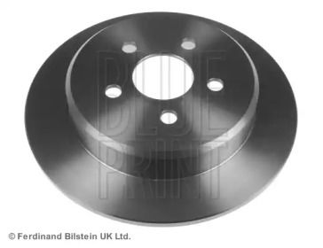 Задний тормозной диск на Крайслер Неон 'BLUE PRINT ADA104329'.