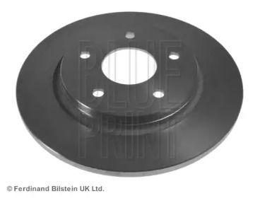 Задний тормозной диск на Додж Гранд Караван 'BLUE PRINT ADA104354'.