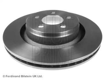 Вентилируемый передний тормозной диск на Додж Нитро 'BLUE PRINT ADA104368'.
