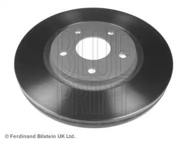 Вентилируемый передний тормозной диск на LANCIA VOYAGER 'BLUE PRINT ADA104371'.