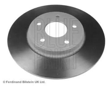 Задний тормозной диск на LANCIA VOYAGER 'BLUE PRINT ADA104372'.