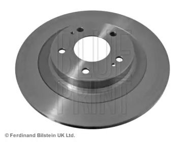 Задний тормозной диск на Митсубиси АСХ 'BLUE PRINT ADC443131'.