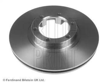 Вентилируемый передний тормозной диск на MITSUBISHI L300 'BLUE PRINT ADC44320'.