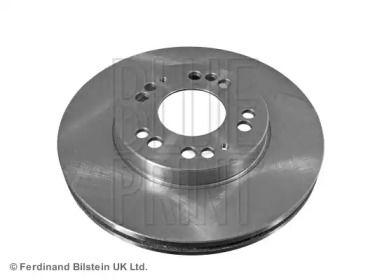 Вентилируемый передний тормозной диск на Митсубиси Сигма 'BLUE PRINT ADC44338'.