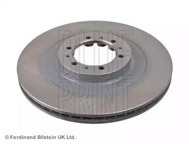 Вентилируемый передний тормозной диск на MITSUBISHI L200 'BLUE PRINT ADC44365'.