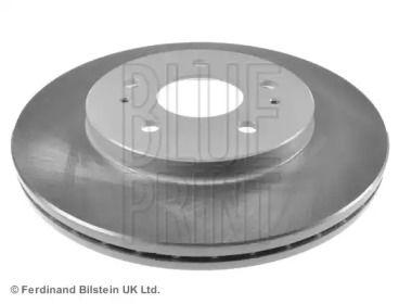 Вентилируемый передний тормозной диск на Дайхатсу Териос 'BLUE PRINT ADD64331'.