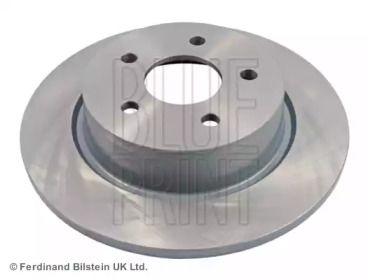 Задний тормозной диск на FORD KUGA 'BLUE PRINT ADF124312'.