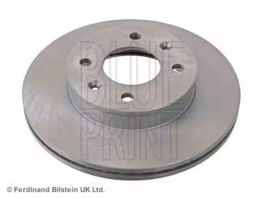 Вентилируемый передний тормозной диск на Хендай Гетц 'BLUE PRINT ADG043100'.