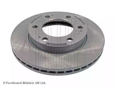 Вентилируемый передний тормозной диск на Санг Йонг Рекстон 'BLUE PRINT ADG043112'.