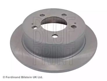 Задний тормозной диск на SSANGYONG REXTON 'BLUE PRINT ADG043118'.