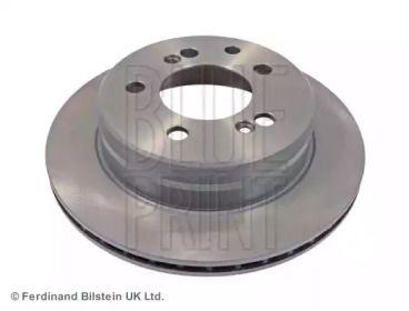Вентилируемый задний тормозной диск на Санг Йонг Кайрон 'BLUE PRINT ADG043138'.